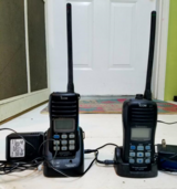 ICOM VHF Marine Transceivers - IC-M34 (2) in Cherry Point, North Carolina