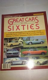 Great Cars of the Sixties c1985 in Elgin, Illinois