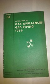 Installation Gas Appliances Gas Piping 1969 in Aurora, Illinois