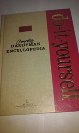 1983 Complete Handyman Encyclopedia Volume 1 in Batavia, Illinois