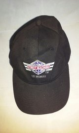 National Street Machine Club NSMC ball cap black in Bartlett, Illinois