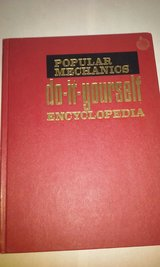 1968 Popular Mechanics Do It Yourself Encyclopedia vol 7 in Aurora, Illinois