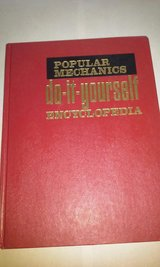 1968 Popular Mechanics Do It Yourself Encyclopedia vol 8 in Aurora, Illinois