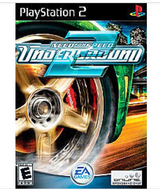 Need for Speed Underground 2-PS2 in Lockport, Illinois
