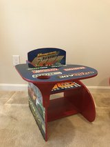 Lightning McQueen Toddler Desk with Storage Box for Books & Puzzles in Bolling AFB, DC