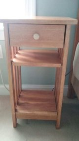 """Oak """"Mission Style"""" Side Tables in Wilmington, North Carolina"""