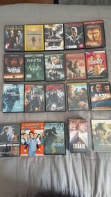 Assorted Movies in bookoo, US
