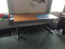 IKEA desk  5 ft 3 inches byv31 inch deep in Temecula, California