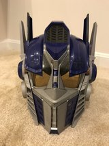 Optimus Prime Transformers Voice Changer in Bolling AFB, DC