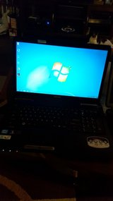 "17"" Ultra HD Toshiba laptop w Windows 7.0 and power cord in Kingwood, Texas"