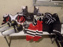Hockey Gear (will separate) in Chicago, Illinois