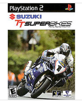 Suzuki TT Superbikes:Real Road Racing PS2 in Lockport, Illinois