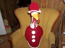 Burgundy Geese goose outfit clothes Crochet in Belleville, Illinois