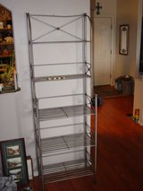 wrought iron bakers rack /shelf in Fort Carson, Colorado