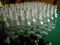 WEDDING & GRADS New, clear poly airline mini-liquor bottles 100 ct  $49 in Joliet, Illinois