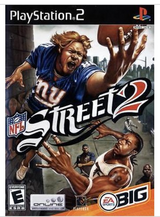 NFL Street 2 - PS2 in Lockport, Illinois