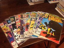 The New Mutants Bronze Age Comic Lot of 12 Super Hot Comics Early Key Issues in Okinawa, Japan