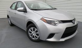 TBrand New and Now Reduced By $1750! Toyota Corolla L 4dr Sedan 1.8L Automatic in Stuttgart, GE