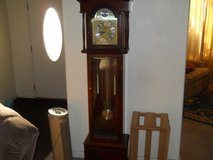 granfather clock in Yucca Valley, California