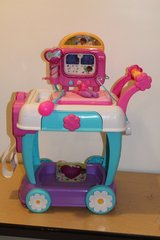 Doc McStuffins Toy Hospital Care Cart in Lockport, Illinois