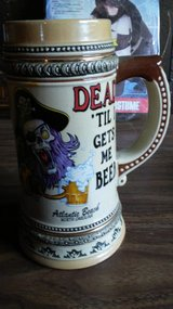 Souvenir Pirate Beer Mug in Cherry Point, North Carolina