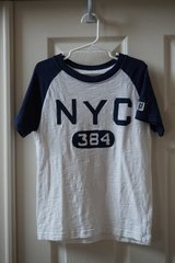 Boys Carters NYC Graphic T-Shirt Size 6 in Joliet, Illinois