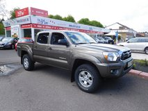 '15 Toyota Tacoma Double Cab TRD Off Road in Ramstein, Germany
