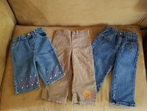**REDUCED** Girls Pants/Capris, Size 18 Months in Fort Campbell, Kentucky