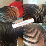 Affordable braids in Kaneohe Bay, Hawaii