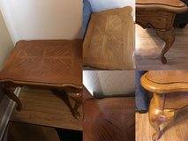 2 end tables in Lawton, Oklahoma