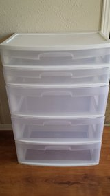 5 drawer tower wide in Alamogordo, New Mexico