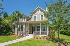 Living is Easy-5 Bdr 3.5 Bath with Custom Kitchen, Office & 2 Car Garage in Beaufort, South Carolina