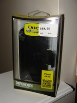 """""""OTTER BOX"""" DEFENDER SERIES 4 & 4S IPHONE PROTECTIVE CASE (CLIP ONLY) in Camp Lejeune, North Carolina"""