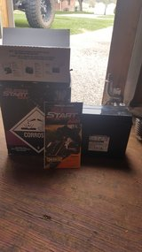 Need gone today Motorcycle battery brand new in Colorado Springs, Colorado