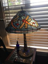 Dragonfly lamp in Vacaville, California