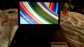 Acer laptop in Fort Campbell, Kentucky