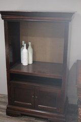 Cherry Wood Cabinet in Spring, Texas