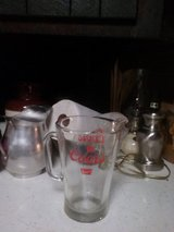 Vintage Coors Banquet Pitcher in Belleville, Illinois