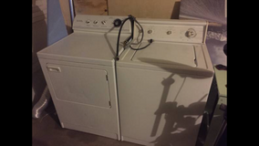 Washer and dryer in Cannon AFB, New Mexico