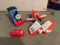 Remote Control Thomas and Dusty in Fort Rucker, Alabama