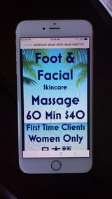 App Massage 7574745649 Text me pls foot & facial in Virginia Beach, Virginia