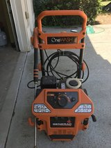 Pressure washer in Warner Robins, Georgia