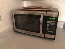 900W Emerson Microwave (Like New!) in bookoo, US
