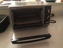 Black and Decker Toaster Oven (Like New!) in Fort Huachuca, Arizona