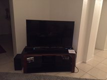 "SAMSUNG 55"" Smart TV and SAMSUNG Surround Sound System in Fort Huachuca, Arizona"