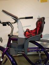Weeride Child Bike Carrier - Great Condition!! in Travis AFB, California