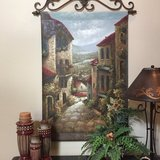 Reduced - Oil on Canvas Wall Art in Plano, Texas