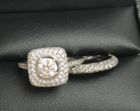 Lost/missing/stolen wedding ring in Fort Irwin, California