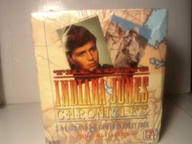 Vintage Young Indiana Jones Chronicles 3D Cards 36 packs in Fort Campbell, Kentucky