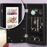 Jewelry Cabinet with picture frames in Ramstein, Germany